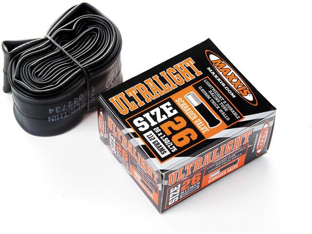 Maxxis UltraLight 700x18/25C, Presta black